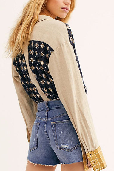 Free People Sofia Denim Short