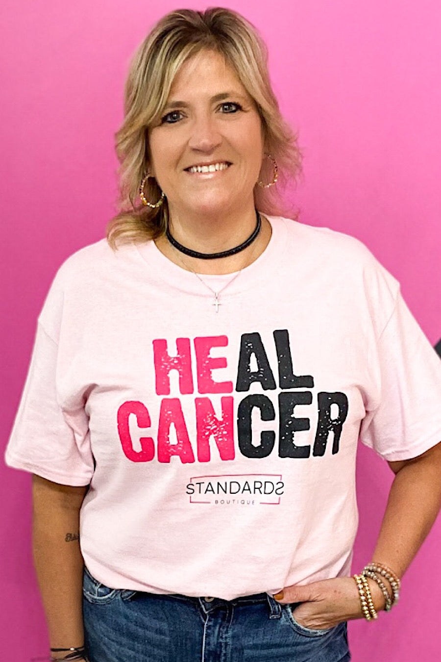 HEal CANcer T-Shirt