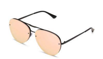 Cool INNIT Sunglasses in Black/Pink