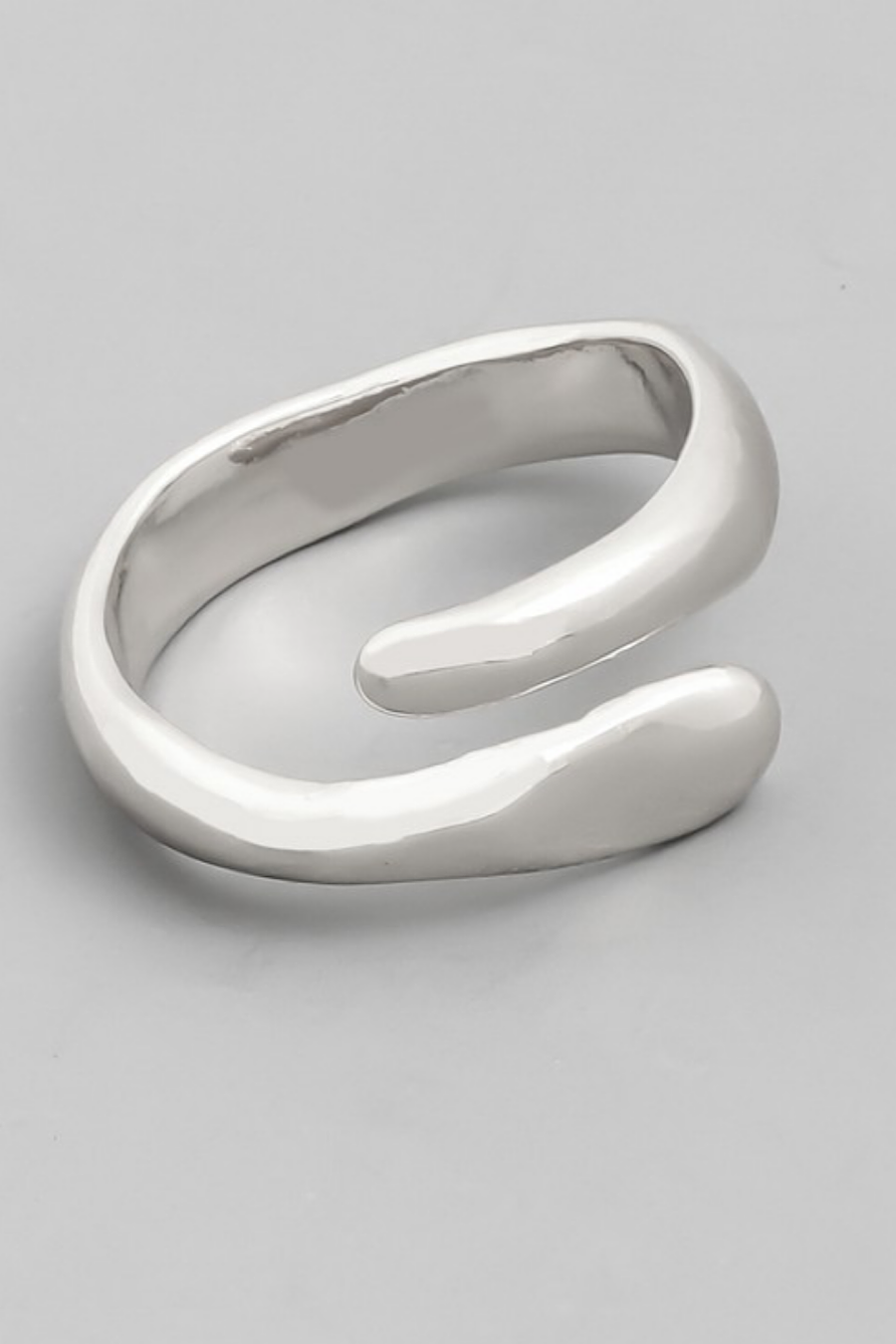 Wrap Open Ring in Gold or Silver