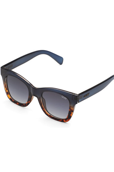Quay After Hours Sunglasses in Navy/Tort