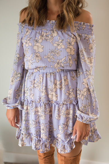 Basically Yours Floral Dress