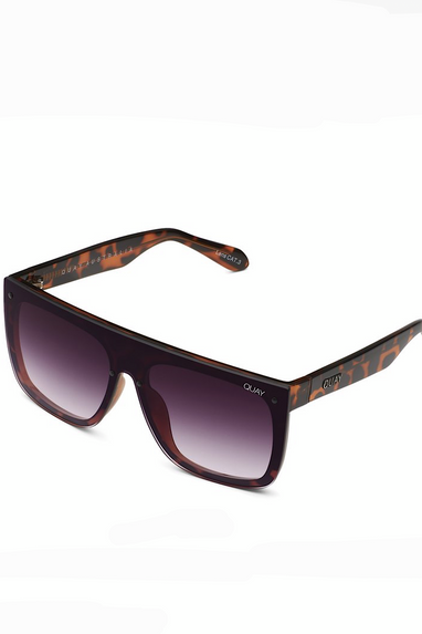 Quay Australia Jaded Shield Sunglasses