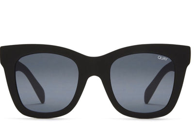 After Hours Sunglasses in Black/Smoke