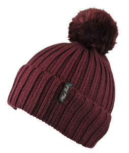 WOOL BOBBLE HAT