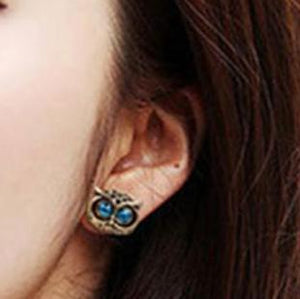 Owl Cute Earrings