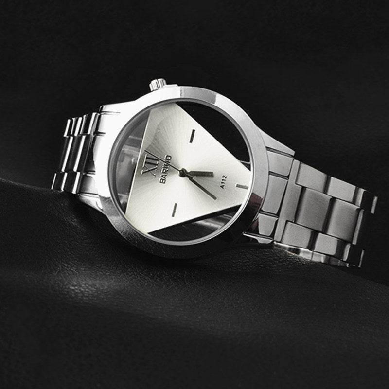 Geometric Wristwatch