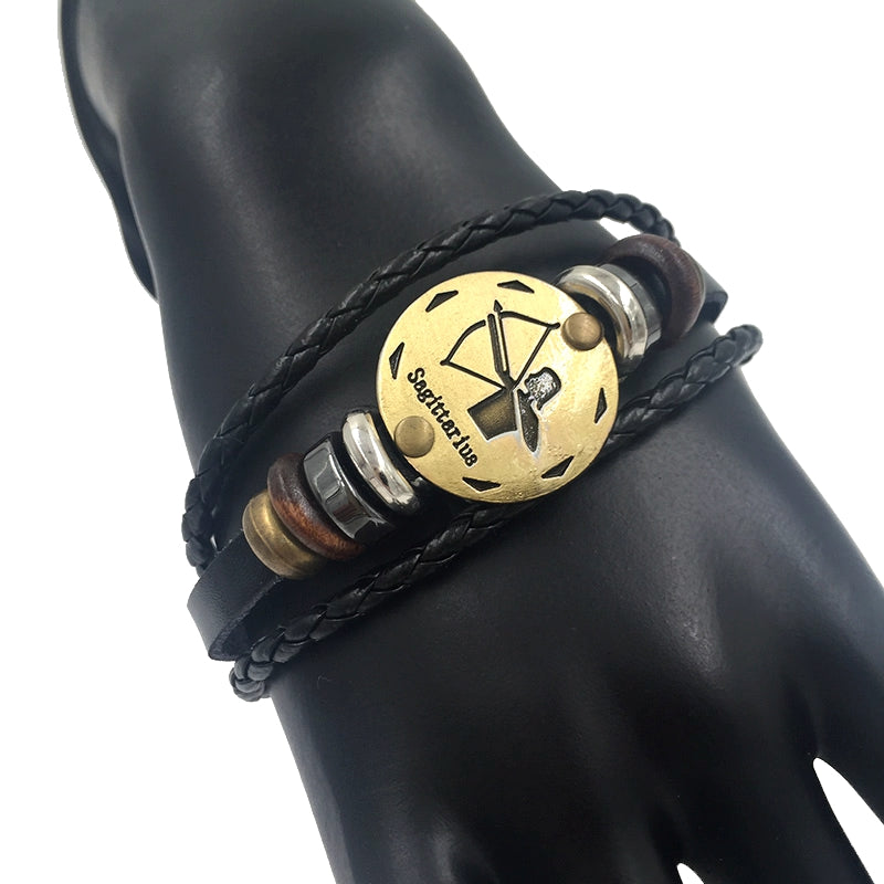 Polaris Bracelet Zodiac Sign