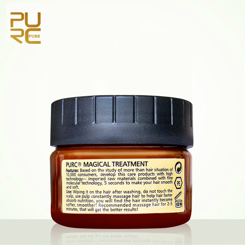 Fast Magical Hair Treatment Mask With Keratin