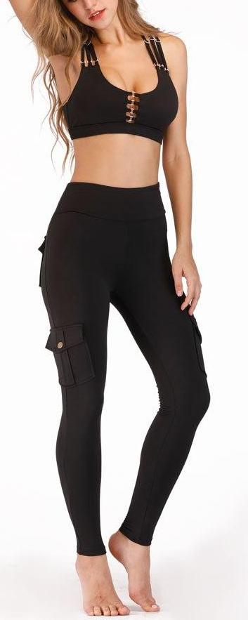 Cargo Fit Legging