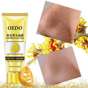 Gold Facial Mask Remove Blackhead