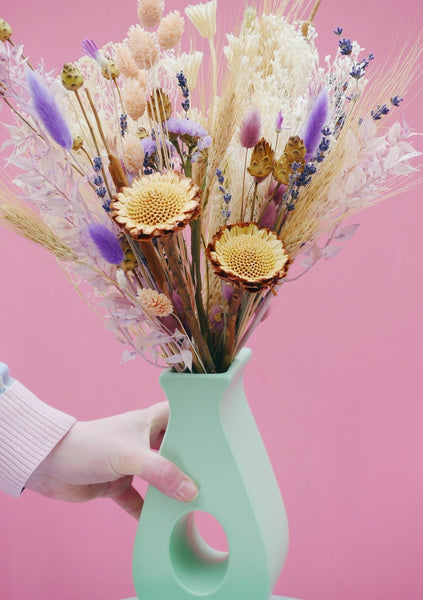 The All You Need Is Love Dried Baked Blossom Bunch