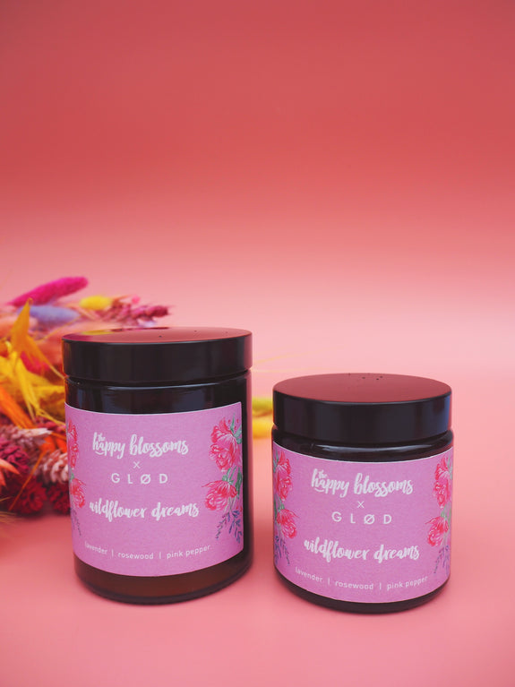 Wildflower Dreams Soy Wax Candle