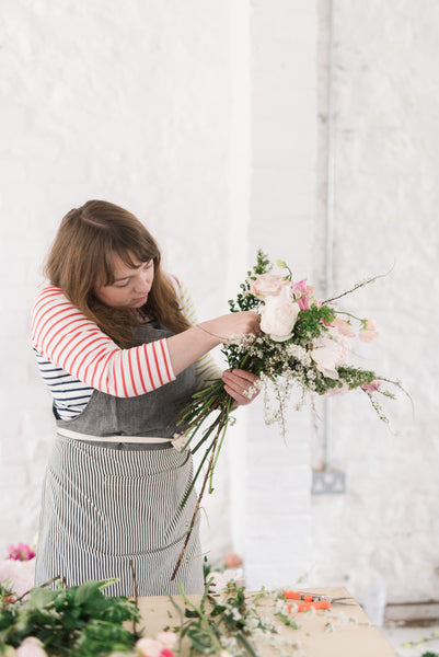 Spring Hand-Tied Bouquet Workshop - February 1st 2020 3-5pm