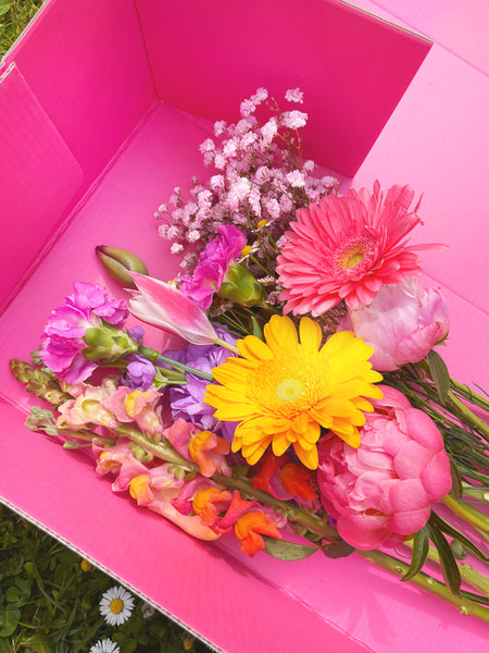 FLOWER HAPPINESS DIY BOX