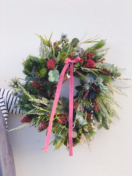 Pre-Order The Charlie Wreath