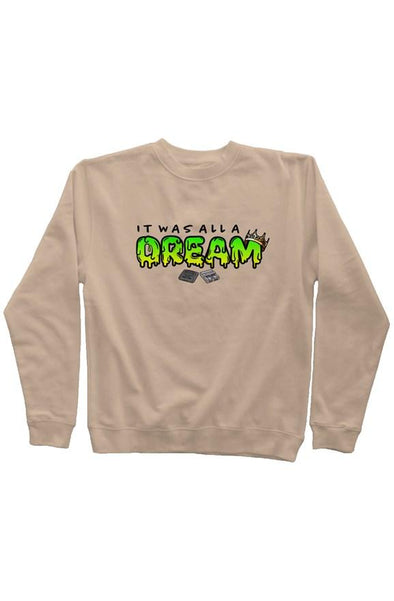 Juicy: Tan Crewneck