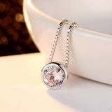 Laura Sparkling Pendant Necklace