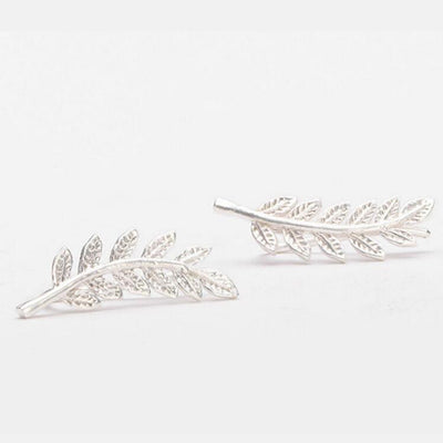 Brooke Leaf Earrings