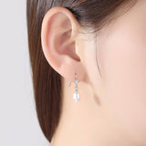 Valerie Pearl Drop Earrings