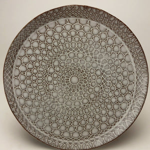 Lace Plate 8 inch