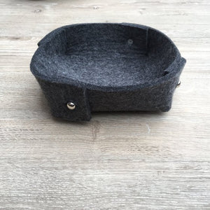 Large Wool Bowl