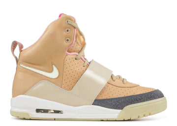 Authentic Nike Air Yeezy 1 Net Tan