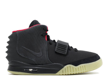 Authentic Nike Air Yeezy 2 Solar Red