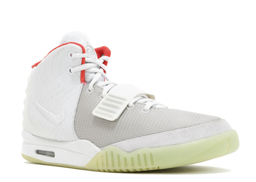 Authentic Nike Air Yeezy 2 Pure Platinum 2