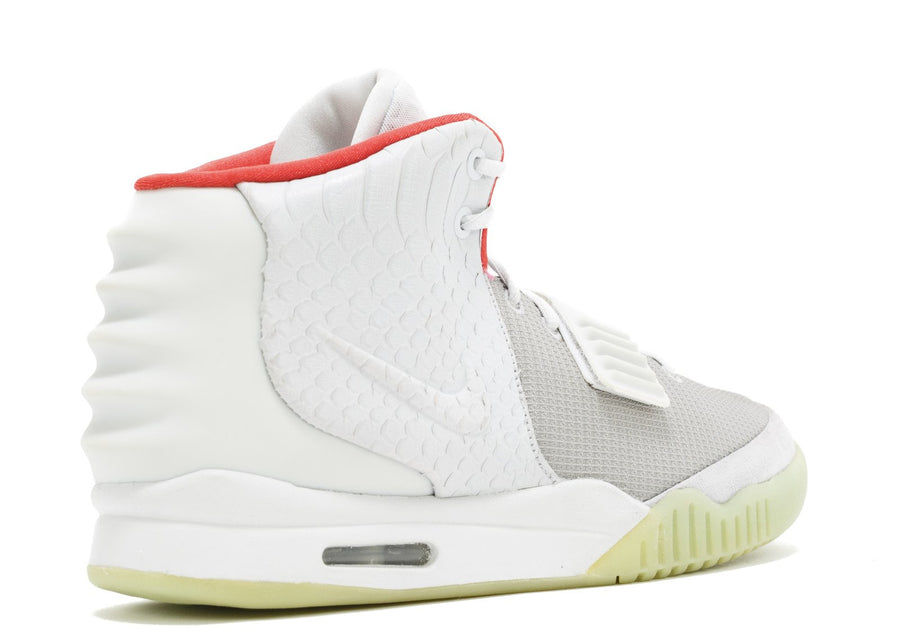 Authentic Nike Air Yeezy 2 Pure Platinum 3