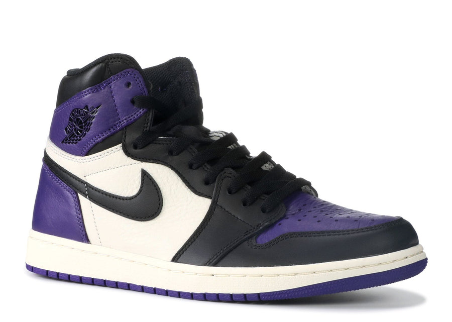 Jordan 1 Retro Court Purple