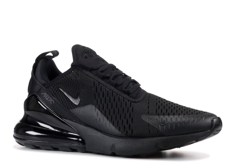 Air Max 270 Triple Black Alternative View 1