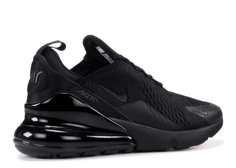 Air Max 270 Triple Black Alternative View 2