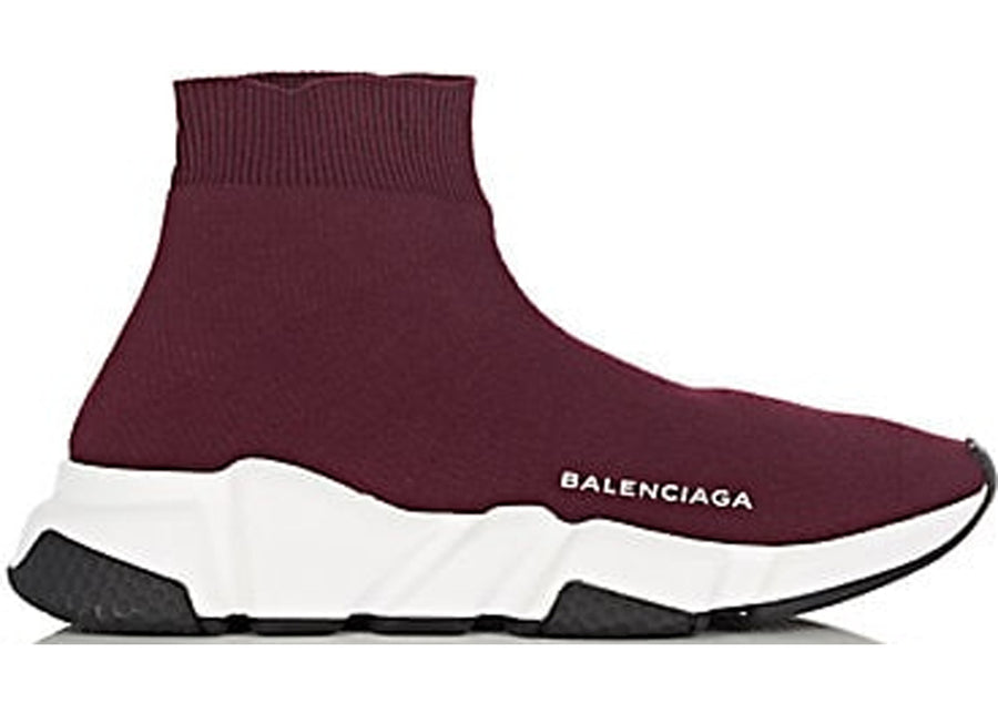 Authentic Balenciaga Speed Trainer Prune (W)