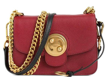 Chloe Mily Crossbody Small Red