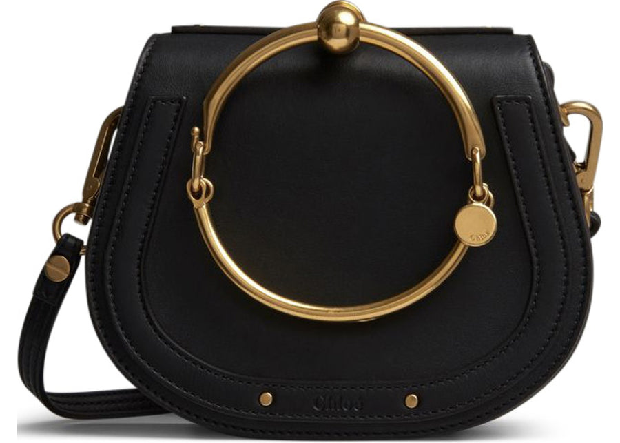 Chloe Nile Bracelet Small Black