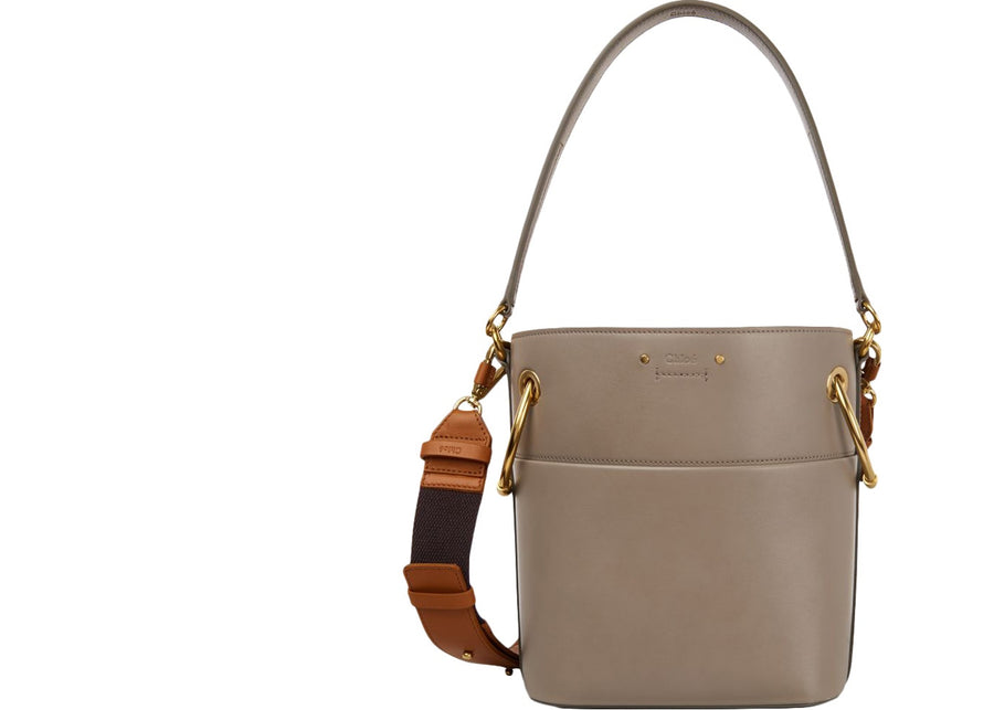 Chloe Roy Smooth Small Motty Grey