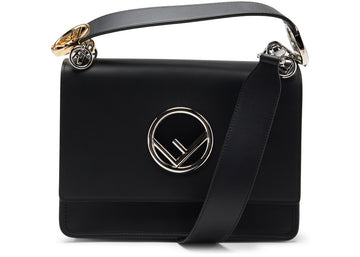 Fendi Kan I F Crossbody Small Black