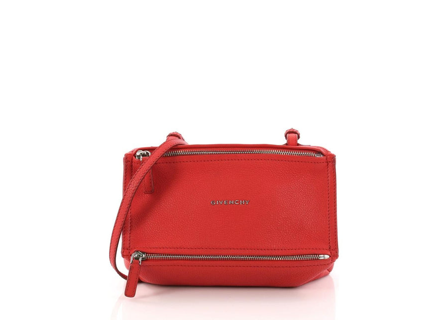 Givenchy Pandora Messenger Mini Red