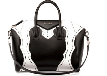Givenchy Antigona Tote Medium Black/White