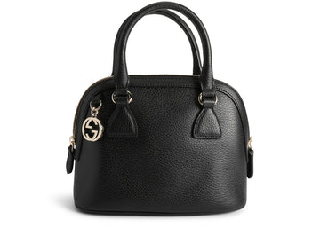 Gucci Dome Sling Bag Black