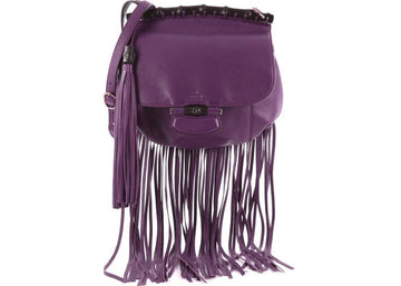 Gucci Nouveau Crossbody Purple