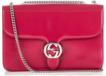 Gucci Shoulder Interlocking Medium Petunia