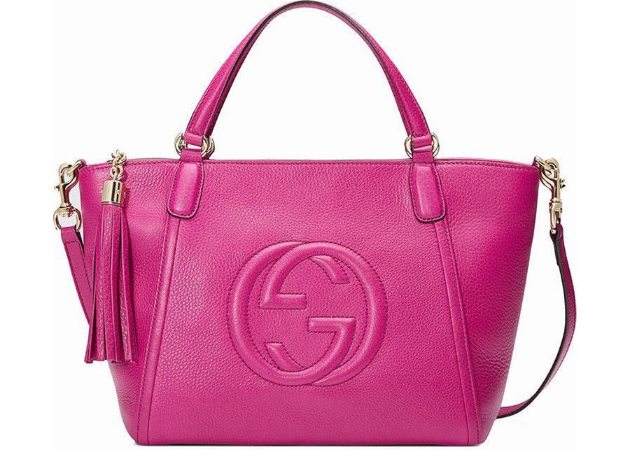 Gucci Soho Bag Fuchsia