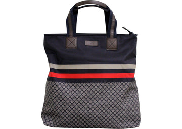 Gucci Ziptop Tote Diamante