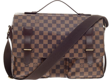 Louis Vuitton Broadway Damier Ebene Brown