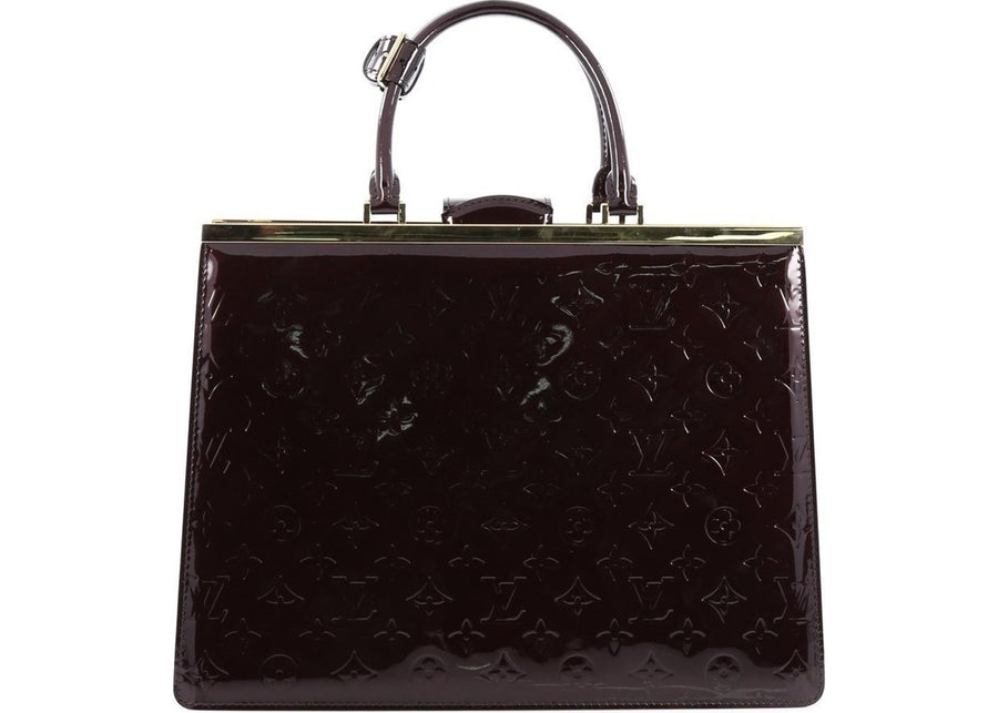 Louis Vuitton Deesse Monogram Vernis GM Amarante