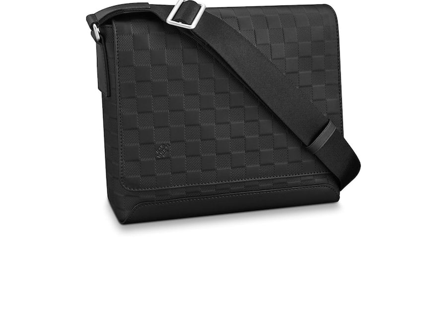 Louis Vuitton District Damier Infini PM Onyx