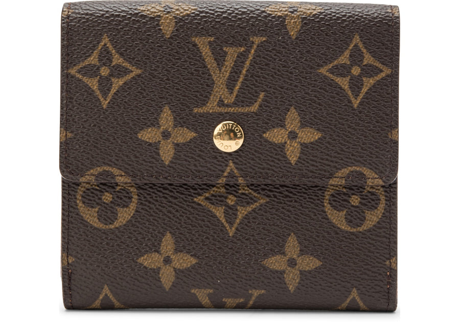 Louis Vuitton Wallet Elise Monogram