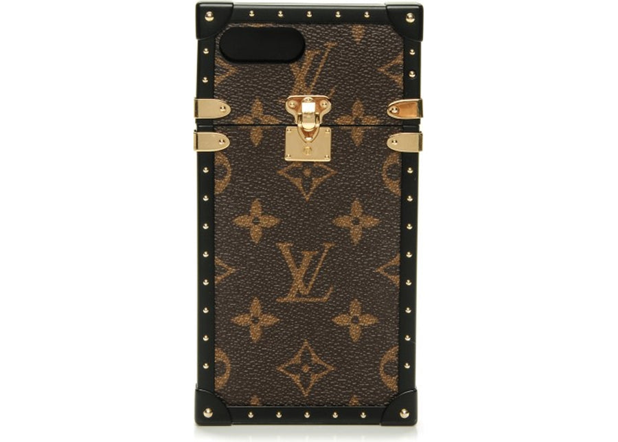 Louis Vuitton Eye Trunk Iphone 7 Plus Case Monogram